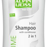 Shampoo_2in1  Alpinweiss Plus Volume 400 ml